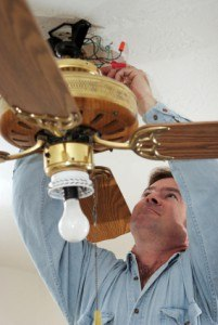 Baton Rouge Ceiling Fan Installation Adding Comfort To